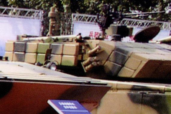 图文:解放军99A2继承T-72全部优点抛弃全部缺点