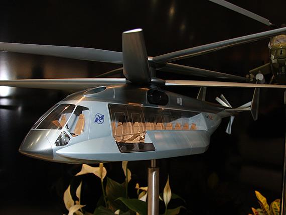 组图:俄罗斯直升机家族集体亮相范堡罗航展