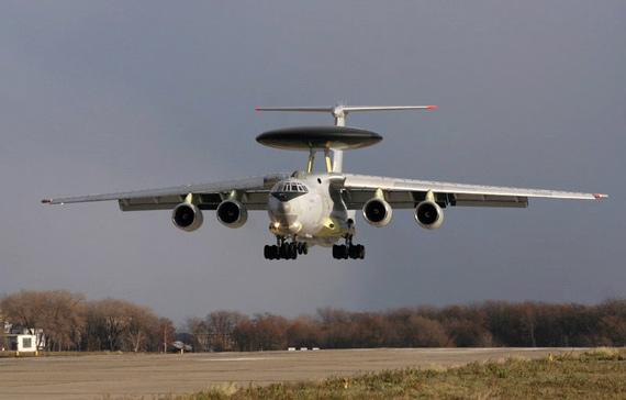 A-50与鹰眼预警机五大性能对比:E-2C总体落后
