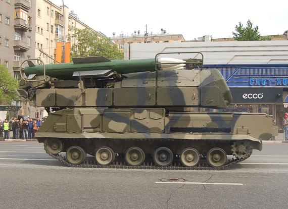 塞浦路斯已经装备俄制山毛榉M1防空系统