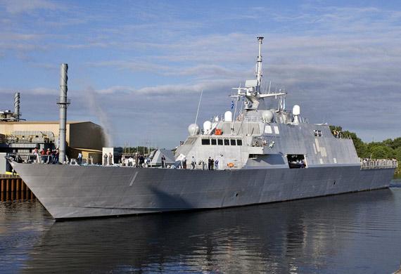 自由号的服役时间于8月18日对外公布