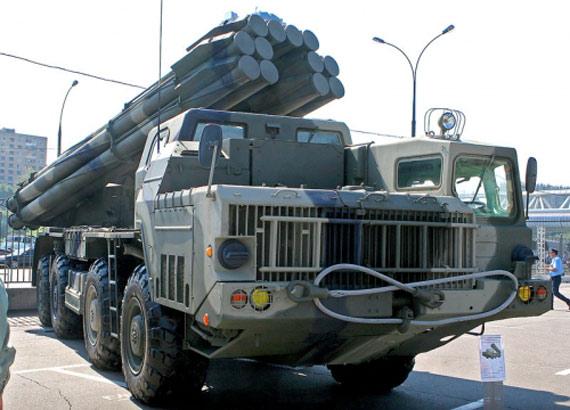 印度增购18套龙卷风火箭炮巴买中国A-100应对