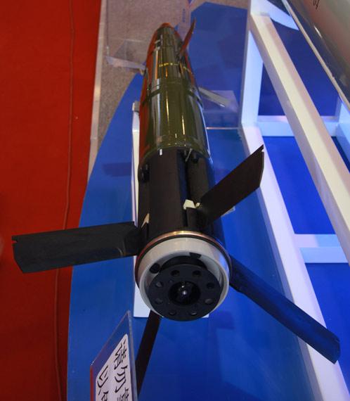 国产GP-1型155mm炮射激光制导炮弹摄影:门广阔新浪独家图片,未经许可不得转载