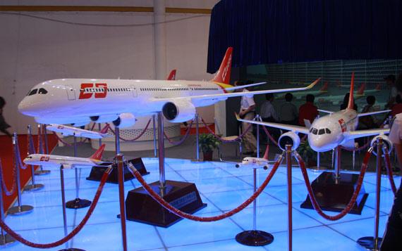 图文:国产cs2000大飞机方案