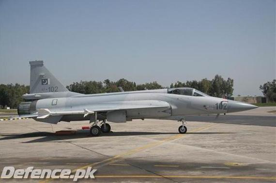 未来巴基斯坦空军将装备250架JF-17