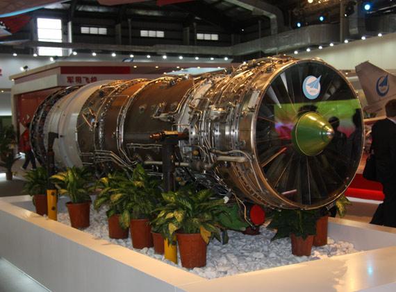 中国国产太行发动机,俄方称太行是仿制俄AL-31发动机