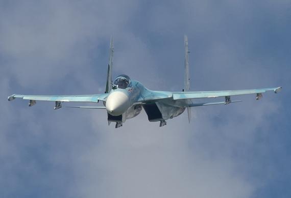 """俄方认为,中国对俄制苏-27战斗机的仿制是近年来的最大一起""""非法复制""""事件"""