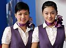 厦门航空公司乘务员
