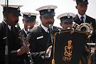 多国海军军乐团举行联合演出活动