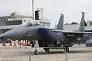 美军F-15E攻击鹰战斗轰炸机
