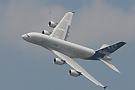 空客A380试飞表演
