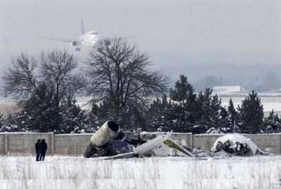 一架飞往澳门飞机撞墙爆炸1人死亡国籍未明