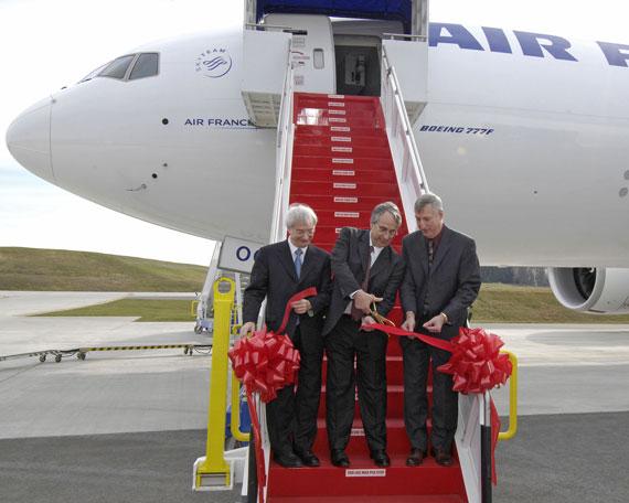 这款新飞机预计将逐步替代法航货运机队中现有的747