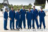 美国亚特兰蒂斯号航天飞机进入发射倒计时