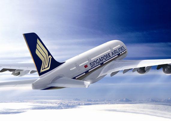 新加坡航空A380-新航开通新加坡至墨尔本A380每日航班
