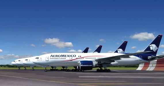 墨西哥航空公司恢复上海至墨西哥城的航线