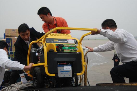 紧急装备救援设备
