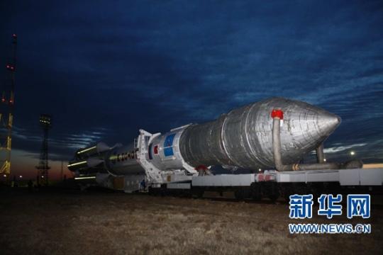 俄罗斯发射3颗导航卫星未能进入预定轨道(图)