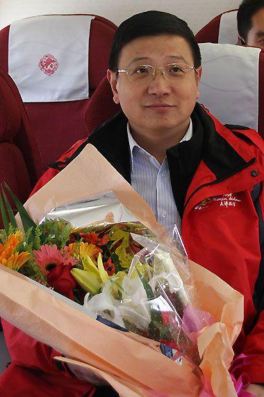 天津航空总裁辛笛