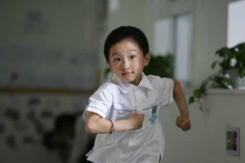 豆丁在幼儿园 欢乐童年