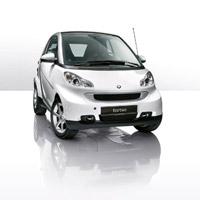 最佳环保车设计奖:奔驰smart