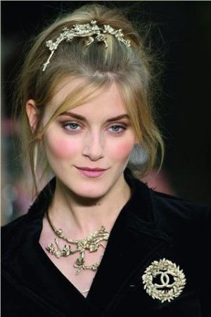 Chanel麦穗主题饰品系列 ―― 麦穗胸针