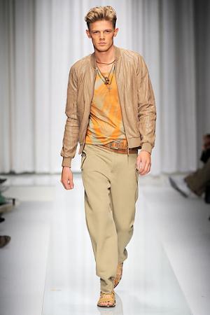 Gianni Versace的运动夹克
