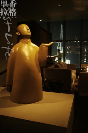 上海柏悦酒店的艺术气息