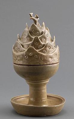钱汉东古陶瓷香炉藏品展