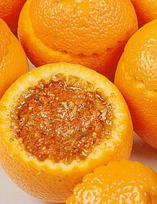 杭州知味观金牌蟹酿橙