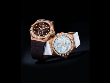 欧米茄如今推出了新款星座腕表系列,将经典继续传承.图片