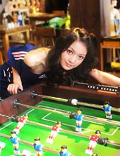 足球宝贝叶熙祺
