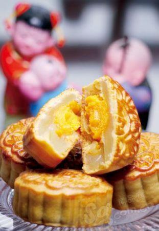 北京饭店月饼-私享星级酒店花样月饼
