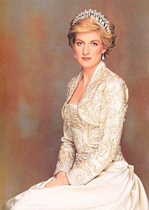 英国王妃戴安娜