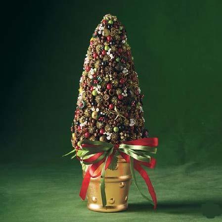 diy人情圣诞树简单法则