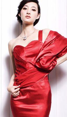 美腿公主的性感中国年