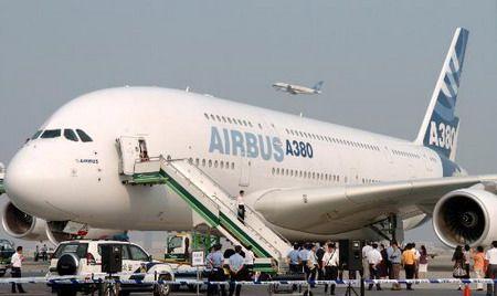 空中巨无霸A380