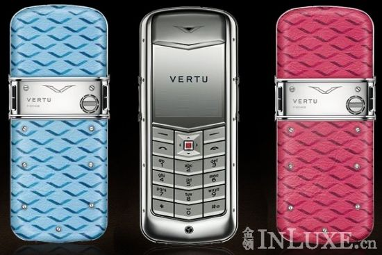 Vertu 10�ㄥ勾搴���Constellation Monogram绯诲��