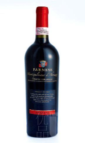 法尼丝酒园特曼山红葡萄酒