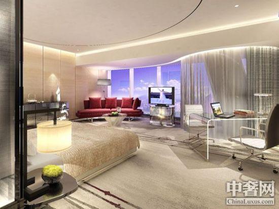 建筑师创造了非凡瞩目的空间