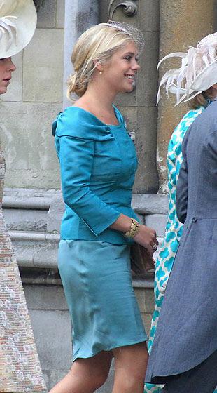 英国哈利王子前女友Chelsy Davy