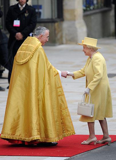 英女王伊丽莎白