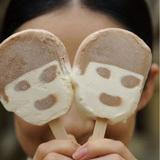 娃娃脸雪糕
