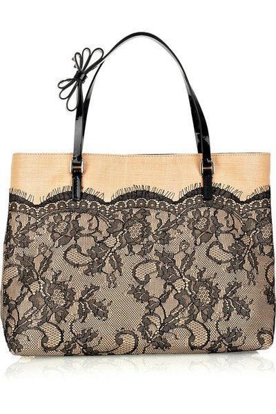 Valentino 蕾丝手袋 参考价格:1395美元