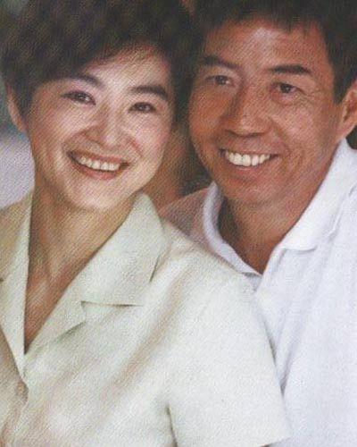 林青霞和老公邢李源