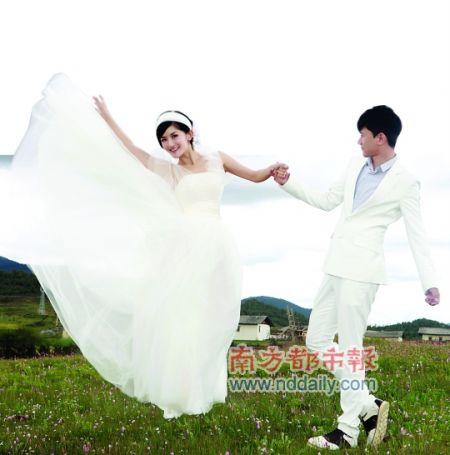 谢娜张杰将在香里拉完婚