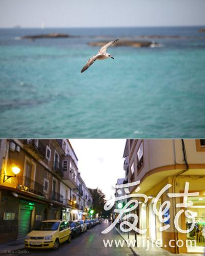 伊比萨岛 梁咏琪最爱阳光海滩