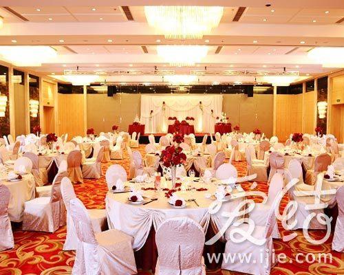 上海银星皇冠假日酒店宴会厅