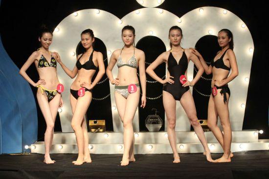 组图:2011全国高校模特大赛 北京赛区决赛