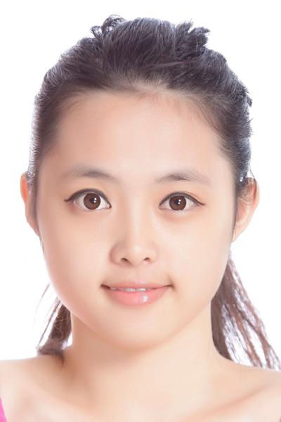 13号选手韩燕苗